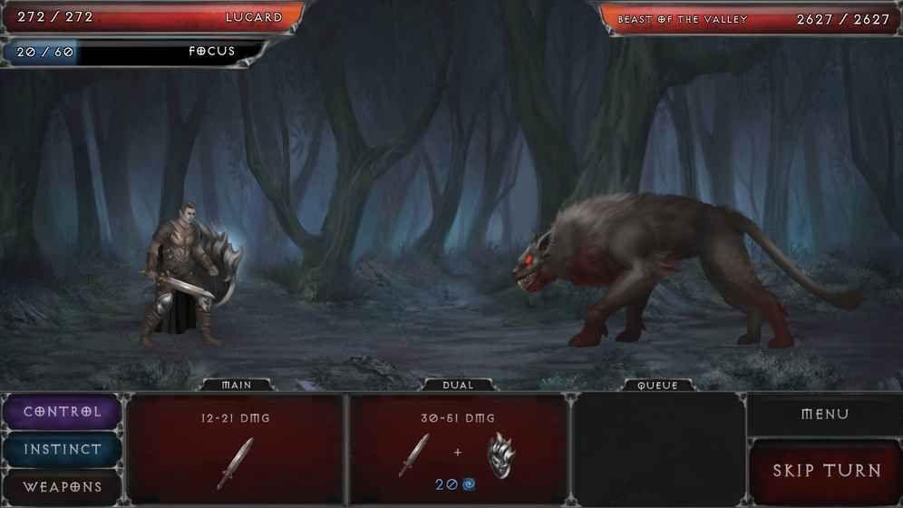 吸血鬼的堕落起源手机游戏最新正版下载图1: