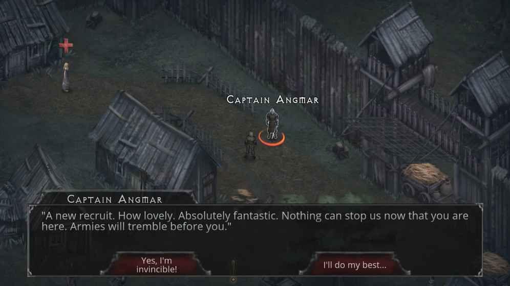 吸血鬼的堕落起源手机游戏最新正版下载图5: