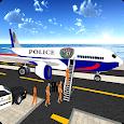 警车囚徒运输模拟器游戏