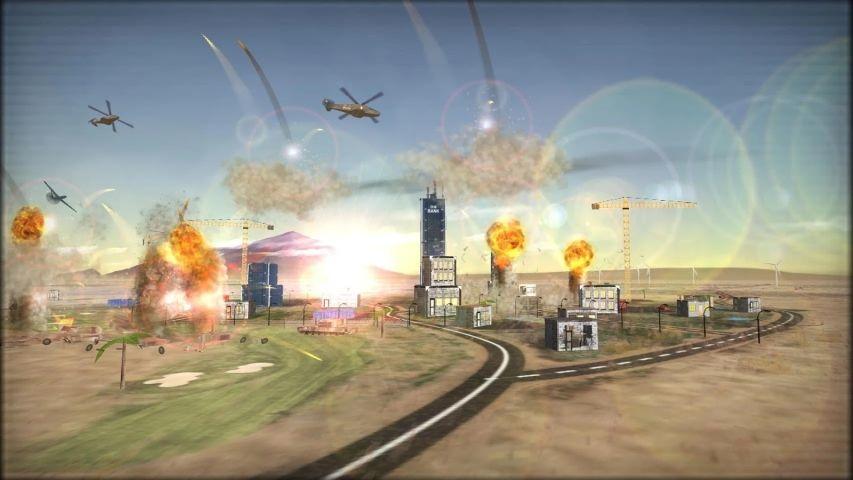 核爆测试无限金币中文内购修改版图3: