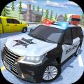 Police Car Traffic游戏