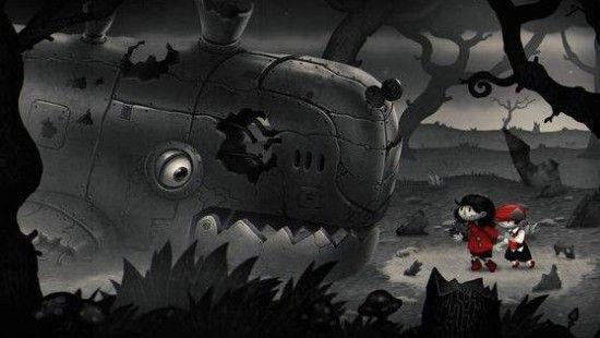 my memory of Us游戏评测:青梅竹马携手解谜逃脱[多图]图片2