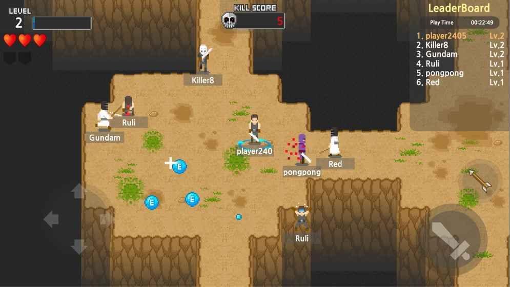 BattleOne.io游戏官方网站下载正式版图3:
