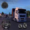 欧洲卡车模拟拖车司机2018手机版