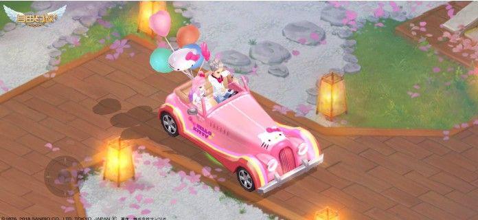 自由幻想手游气贯长虹版本更新:趣味坐骑火热来袭[多图]图片4