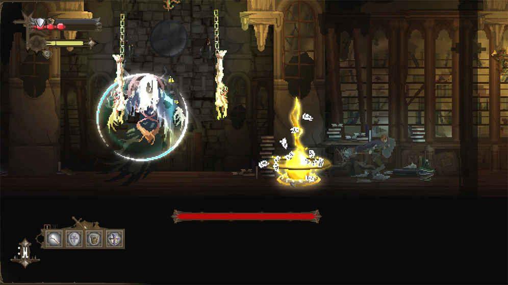 黑暗献祭中文汉化版游戏图片1