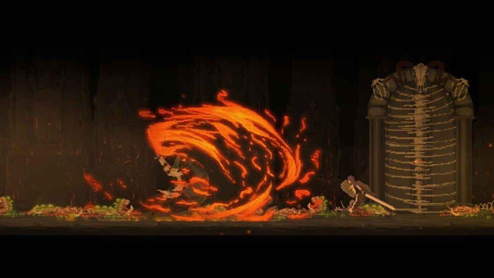 黑暗献祭中文汉化版游戏图3: