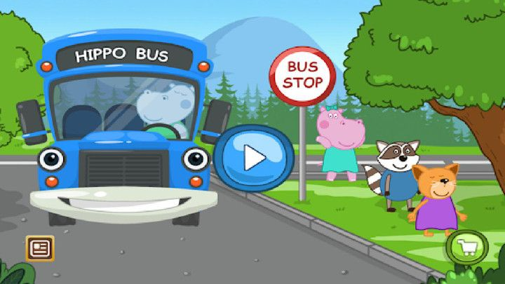 河马佩奇驾驶公交游戏安卓版下载最新地址图片3