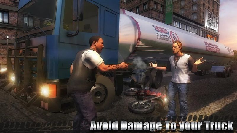 油货运输车游戏中文版下载安卓官方版图4: