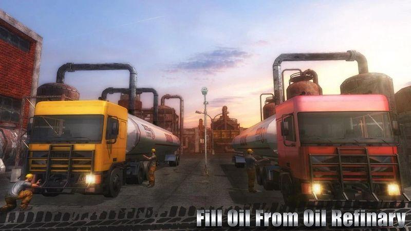 油货运输车游戏中文版下载安卓官方版图2: