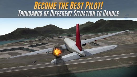 Airline Commander iOS苹果版手游下载iPhone地址图2: