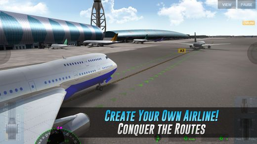Airline Commander iOS苹果版手游下载iPhone地址图4:
