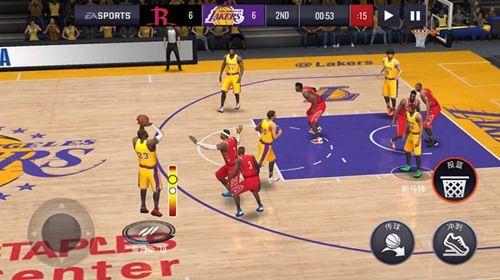 NBA LIVE Mobile新赛季手游官方网站下载最新版图片2
