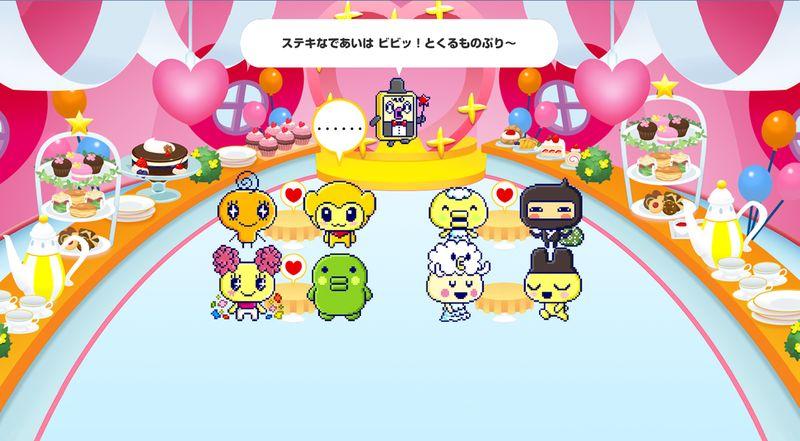 拓麻歌子meets中文app汉化版游戏下载图3: