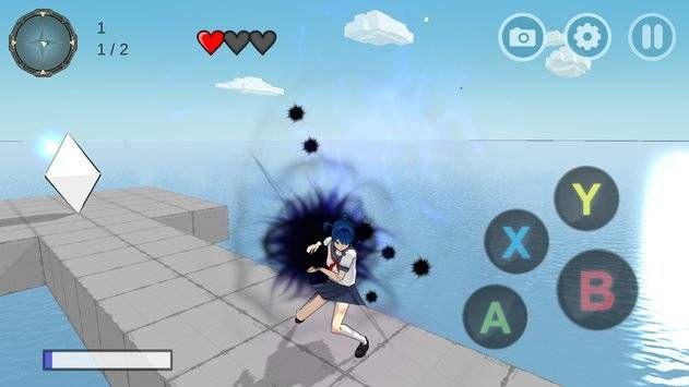 高中校园模拟战争手机游戏安卓版图2: