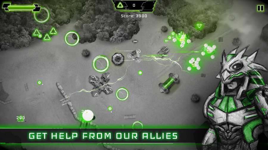 重型无人战机游戏图4