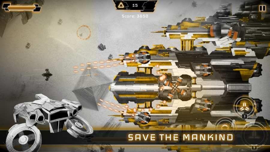 重型无人战机手机游戏安卓版图片2