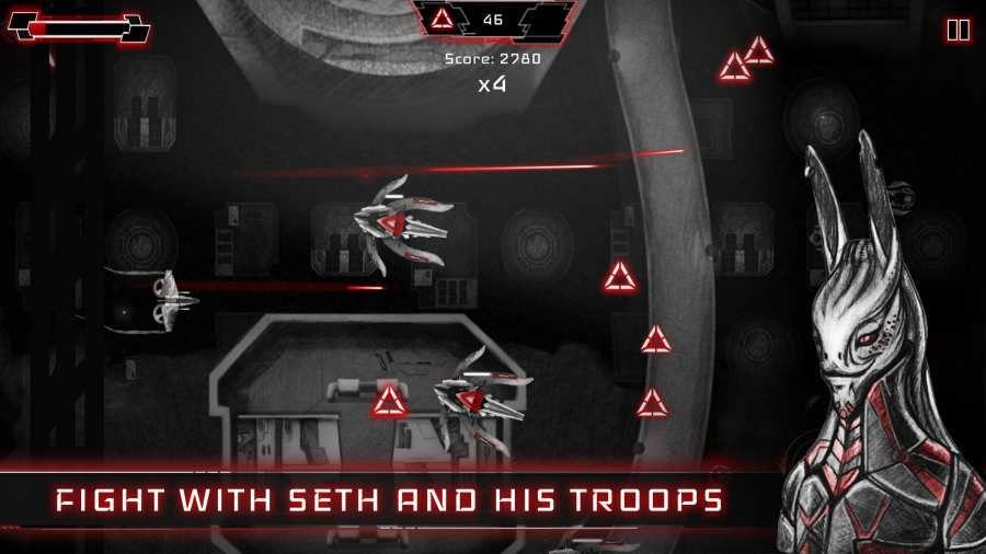 重型无人战机游戏图2