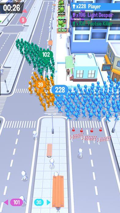 拥挤城市官方中文版手机游戏下载图4: