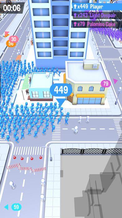 拥挤城市官方中文版手机游戏下载图3: