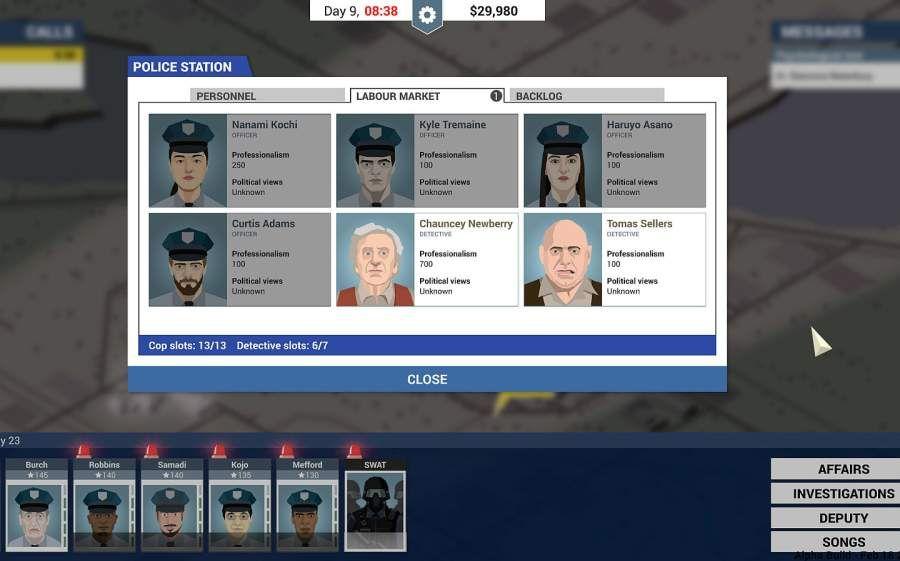 这是警察手机游戏最新正版下载图片1