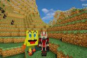我的世界联机漫威英雄01:被霸王龙追赶,我们进入了一个怪屋子[多图]