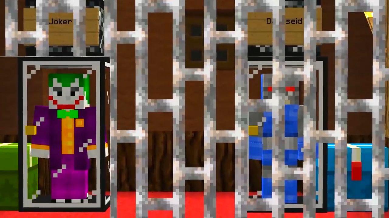 我的世界联机漫威英雄02:怪屋子第3层更古怪,地板都被炸穿了[视频][多图]图片2
