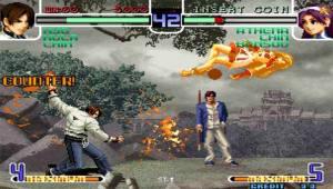 拳皇2002魔幻二加强版图3
