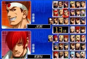 拳皇2002魔幻二加强版图4