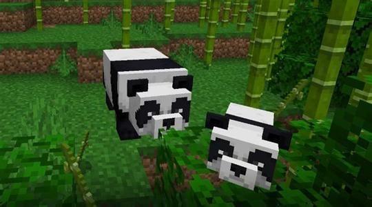 我的世界新版MC几种有攻击大熊猫,了解一下[多图]图片1