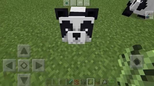 我的世界新版MC几种有攻击大熊猫,了解一下[多图]图片2