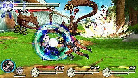 火影忍者疾风传究极觉醒3手机游戏最新版图3: