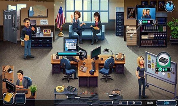 犯罪心理Criminal Minds游戏中文安卓版图片1