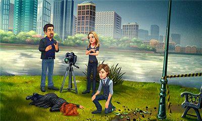 犯罪心理Criminal Minds游戏中文安卓版图1: