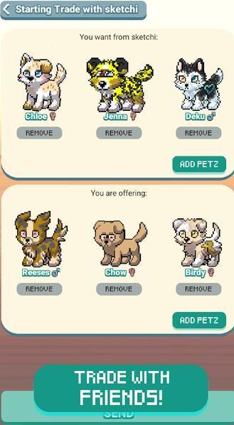 像素宠物Z手机游戏安卓版图片2