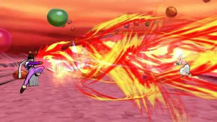 龙珠Z真武道会2手机游戏安卓版图片1