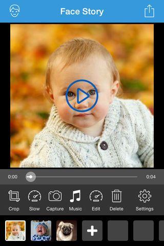 奇幻变脸秀安卓中文版app手机地址下载(face story)图4: