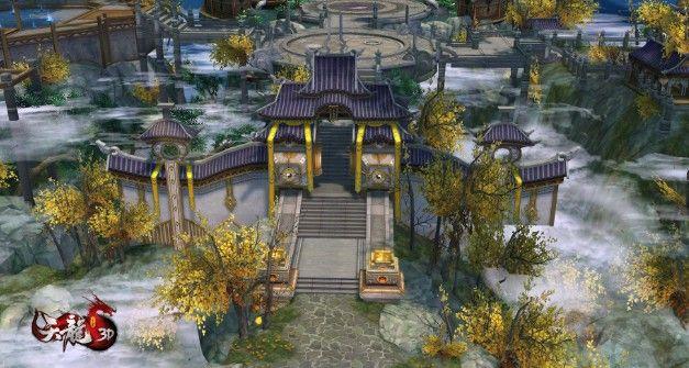 天龙3D新职业爆料:神秘门派场景曝光[多图]图片2