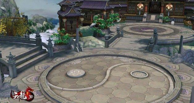 天龙3D新职业爆料:神秘门派场景曝光[多图]图片3