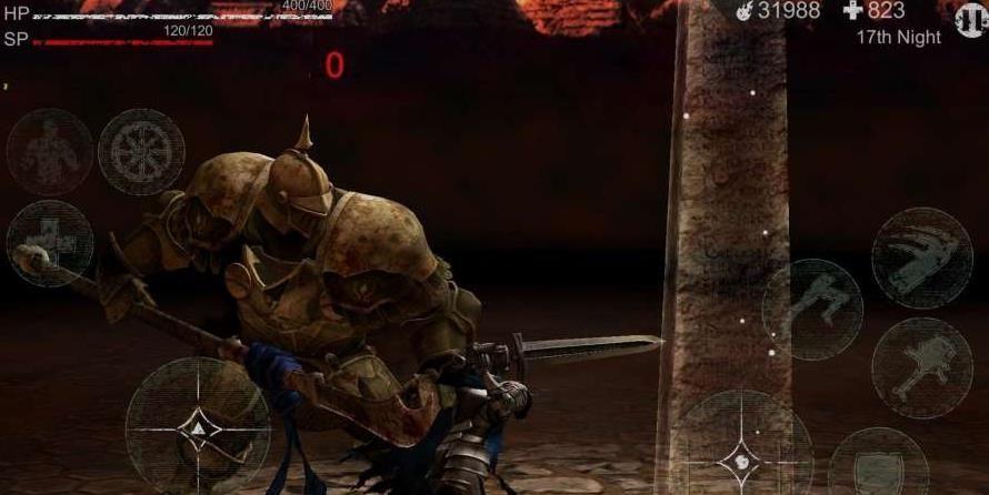 亡魂騎士中文手機版游戲下載(Revenant Knight)圖片1