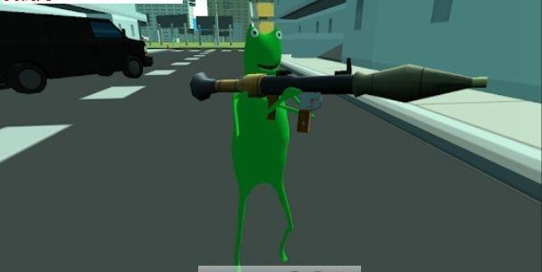 Frog Game Amazing Action最新正版下载地址图片1
