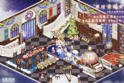 奇迹暖暖2018圣诞限定礼包:圣诞一元、复刻璀璨平安夜[多图]