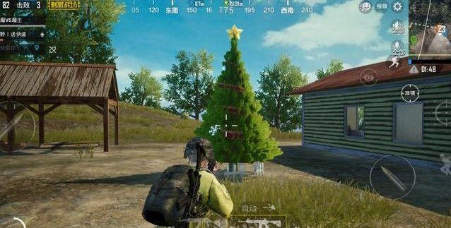 刺激戰場圣誕節活動曝光:種樹拿三級套,網紅圣誕樹亮相[多圖]圖片2