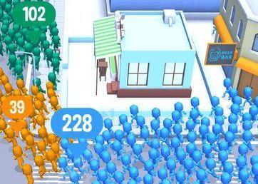 拥挤城市:玩了拥挤城市后,告诉了我们一个道理[视频][多图]图片1