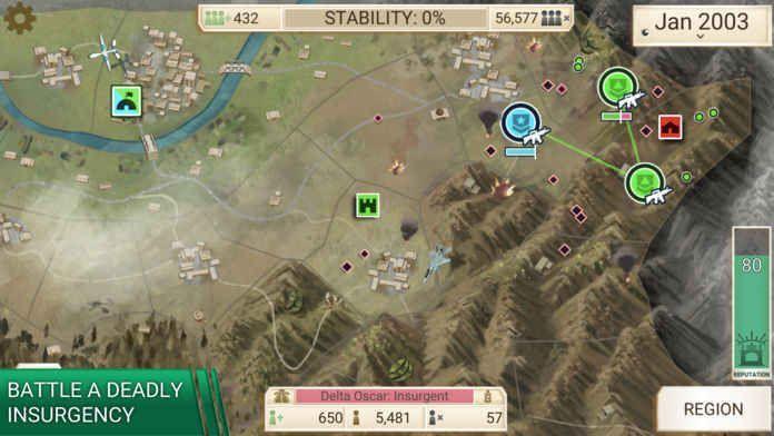 Rebel Inc叛乱公司中文游戏安卓版下载图片5