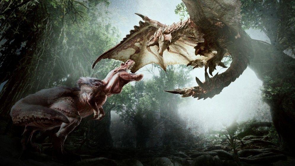 怪物猎人世界中文版游戏下载免装版图片4