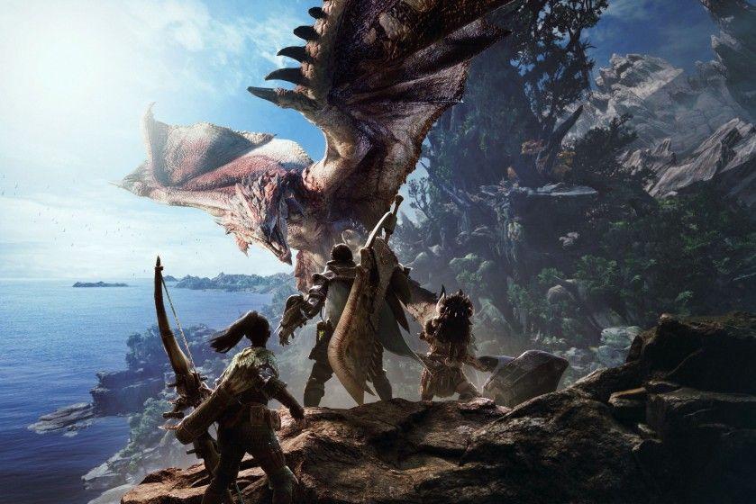 怪物猎人世界中文版游戏下载免装版图片3