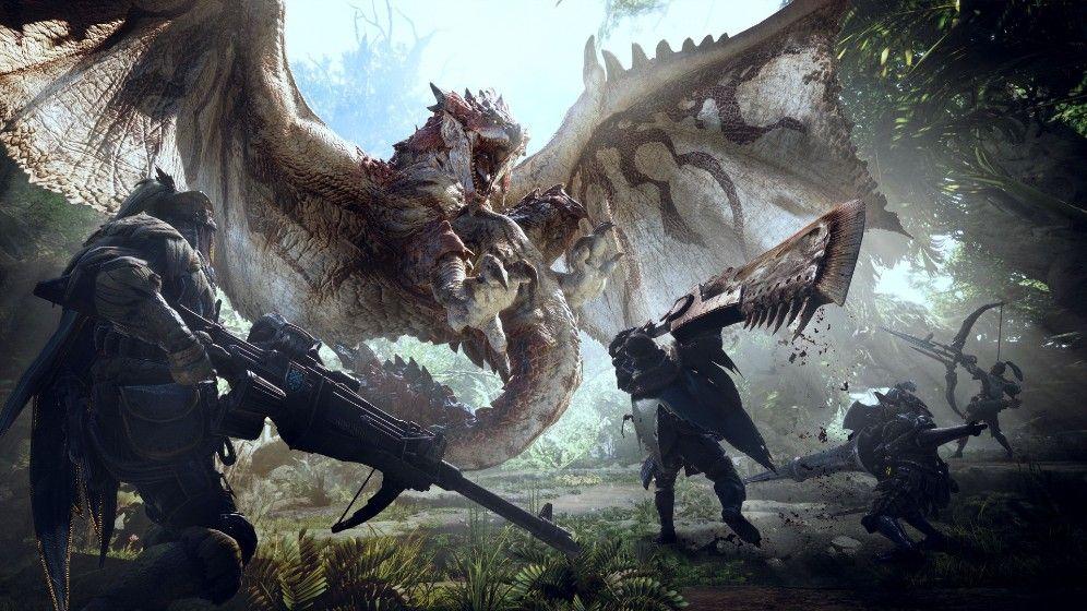 怪物猎人世界中文版游戏下载免装版图4: