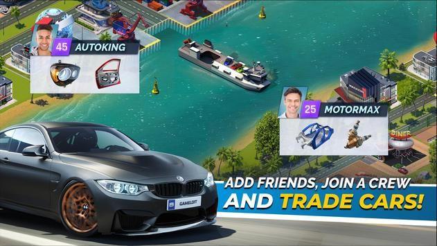育碧Gameloft汽车传奇大亨中文游戏手机版(Car Legends Tycoon)图片2