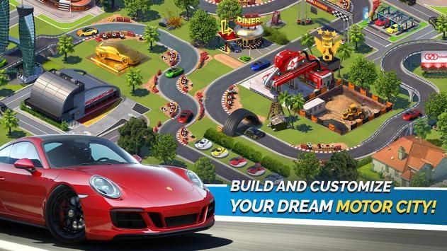 育碧Gameloft汽车传奇大亨中文游戏手机版(Car Legends Tycoon)图片1